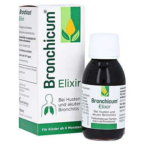 Bronchicum Elixir, 100 ml