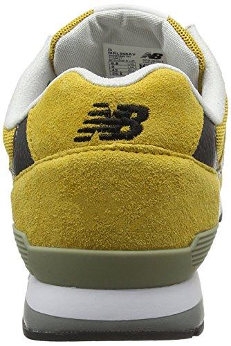 New Balance Revlite, Sneakers Basses homme Jaune (Yellow)