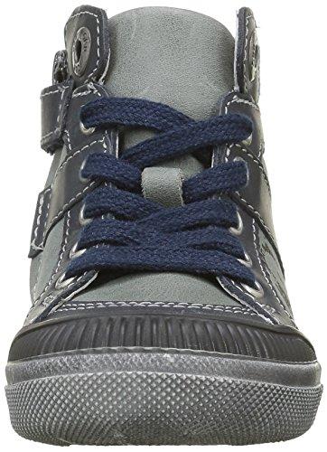 GBB - Nestor, Sneaker Bambino Grigio (Gris (41 Ctv Gris/Bleu Dpf/2727))