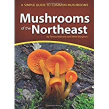 Mushrooms of the Northeast: A Simple Guide to Common Mushrooms (Mushroom Guides) by Teresa Marrone (2016-03-01)