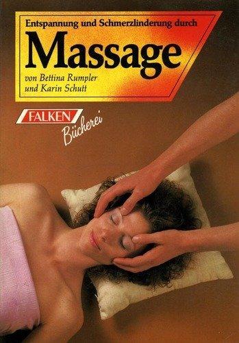 Entspannung und Schmerzlinderung durch Massage. ( Alternative Medizin).