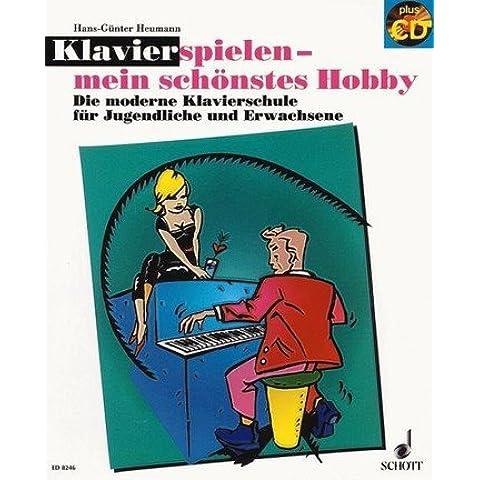 Pianoforte gitarrespielen–Il mio schönstes Hobby Band 1(+ CD)