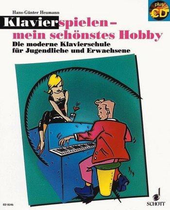 Piano Jugar-Mein schönstes Hobby 1de banda (+ CD)