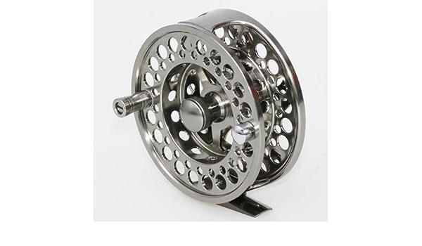 Piscifun Angelrolle f/ür Fliegenfischen Schwarz, Gunmetal, Pink, Space Gray mit CNC-gefr/ästem K/örper aus Aluminiumlegierung 3//4 7//8 5//6 9//10 Gewichte