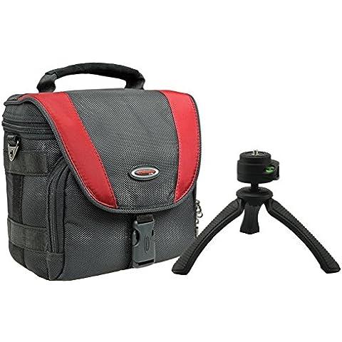 Foto per fotocamera ADVENTURE + treppiede Rollei SY-310fotocamere per Sony Alpha 5000510060006300con 16–50mm