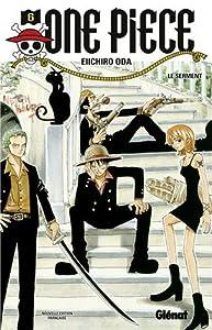 One Piece Edition originale Le serment