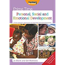 Personal, Social and Emotional Development: A Key Person Approach to Learning and Development (Prime Time)
