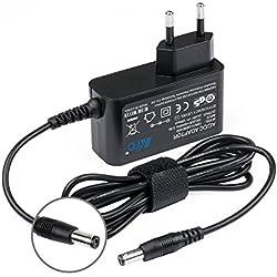 KFD Trafo Steckernetzteil 24V Netzteil 5,5 2,1mm Ladegerät für LED Strip Streifen CCTV Switch Schaltnetzteil Transformator 24 Volt AC DC Adapter EU Adapter 1A - 24 Watt
