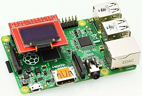 0 96 Inch OLED Display Module for Raspberry Pi  In Many  Applications,Require a Display to Output System Information,System  Status,Temperature,IP