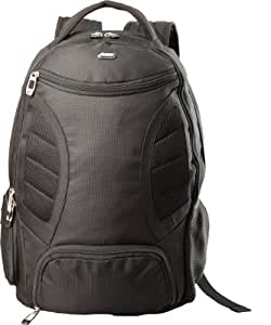 VIP i1 02 Laptop Backpack Black Unisex Casual Backpack