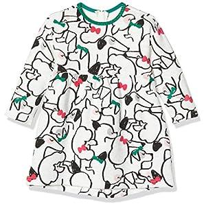Catimini CP30063 Robe Vestido, Gris (China Grey 20), 9-12 Meses para Bebés 4