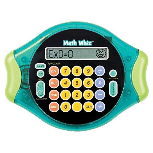 Imagen principal de Learning Resources Math Whiz - Juego educativo electrónico de matemáticas