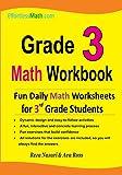 Grade 3 Math Workbook: Fun Daily Math Worksheets for 3rd Grade Students