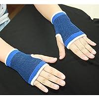 Forfar 2 Stück Handgelenkstütze Elastische Handschuh Gymnastik Sicherheit Nylon Polyester Hand Elbow Palm Brace... preisvergleich bei billige-tabletten.eu