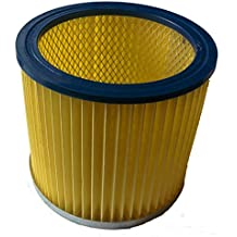 bartyspares - Filtro de cartucho para aspiradoras LIDL Parkside & Wickes