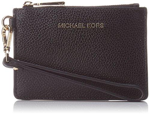 Michael Kors femme Money Pieces Portefeuille Noir (Black)