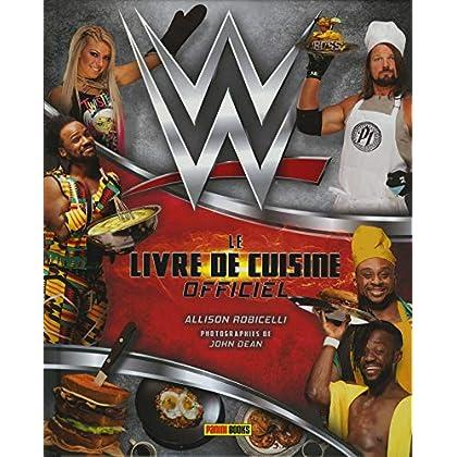 WWE: Le livre de cuisine officiel