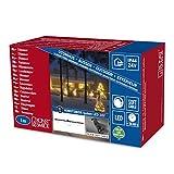 Konstsmide 4606-007 LED Hightech System/Dimmer / für Außen (IP44) / schwarzes Kabel