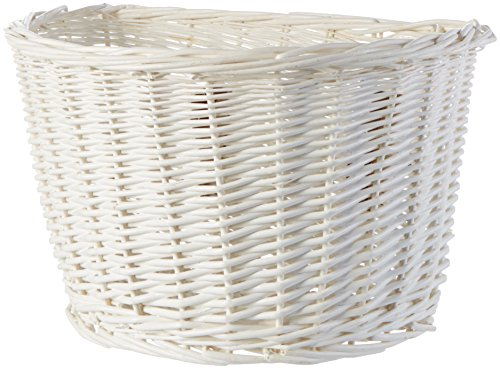 Electra - Cesta (mimbre), color blanco