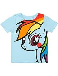 My Little Pony Rainbow Dash Hearts And Rainbows Kleinkind T-Shirt