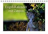 Engel-Kalender mit Zitaten (Tischkalender 2019 DIN A5 quer): Engelswesen und Zitate von großen Dichtern und Denkern begleiten Sie durch das Jahr (Monatskalender, 14 Seiten ) (CALVENDO Glaube)