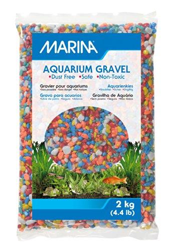 Marina Dekorative Aquarium Kies