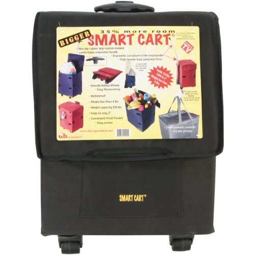 smart-cart-bigger-multi-purpose-basket-black-by-dbest-products-inc