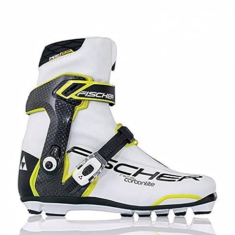 FISCHER - chaussures fond - fischer rcs carbonlite skate ws