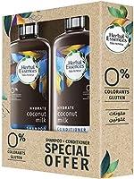 Herbal Essences Bio Renew Coconut Milk Shampoo + Conditioner 400ml