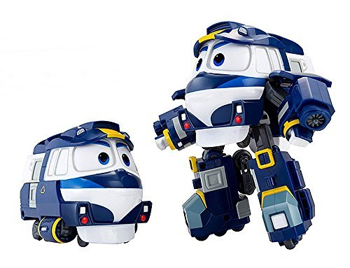Animation Characters Kay Toy, Kids, Child, Korean Animation Robot TrainTransformer Train Robot...