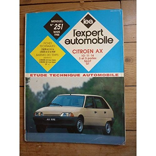 t l charger pdf revue technique expert automobile citroen ax 10 11 14 pdf livre t l chargement. Black Bedroom Furniture Sets. Home Design Ideas