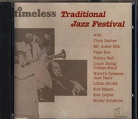 Timeless Traditional Jazz