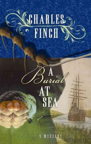 By Finch, Charles [ [ A Burial at Sea (Charles Lenox Mysteries (Paperback) #05) - Greenlight ] ] Aug-2012[ Paperback ]