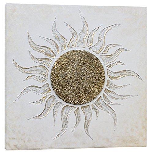 pintdecor-sole-quadro-legno-tela-bianco-100-x-100-cm