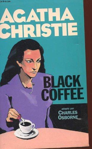 Black coffee par CHRISTIE AGATHA