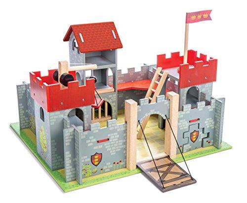 Papo A039138 - CHAMELOT Schloss, ROT +