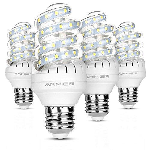 Preisvergleich Produktbild Bro.Light E27 LED Mais Birne Beleuchtung Tageslicht Kaltweiß 6000K,  9W LED Maislampe Leuchtmittel Ersatz für 80W Glühlampe,  360° Abstrahlwinkel Sehr Hell LED Leuchtmittel Energiesparlampe 810 Lumen - 4er Pack.