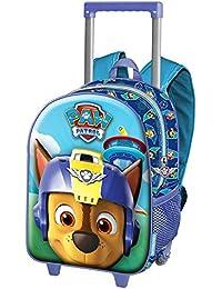 Preisvergleich für La Patrulla Canina Rescue Kinder-Rucksack, 38 cm, Blau (Azul)