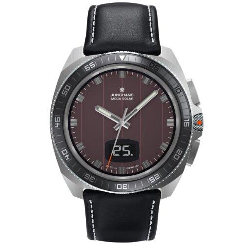 Junghans Men's Watch 1972 Mega Solar 056/4210.00