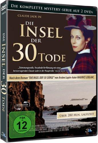 Die Insel der 30 Tode (2 DVDs)