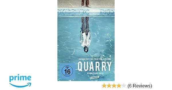 Quarry Die Komplette Erste Staffel 3 Dvds Amazonde