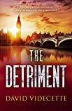 THE DETRIMENT: A compelling detective thriller based on true events (DI Jake Flannagan Book 2) (DETECTIVE INSPECTOR JAKE FLANNAGAN SERIES)
