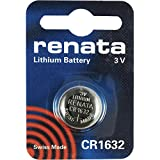 CR1632 Pila de Botón / Litio 3V / para Los Relojes, Linternas, Llaves del Coche, Calculadoras, Cámaras, etc / iCHOOSE