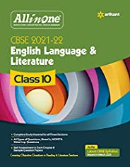 CBSE All In One English Language & Literature Class 10 for 2022