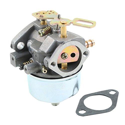 Alftek carburateur Carb pour moteur Tecumseh 7HP 8 PS 9 PS Ariens MTD Toro Fraise à neige 632334 A