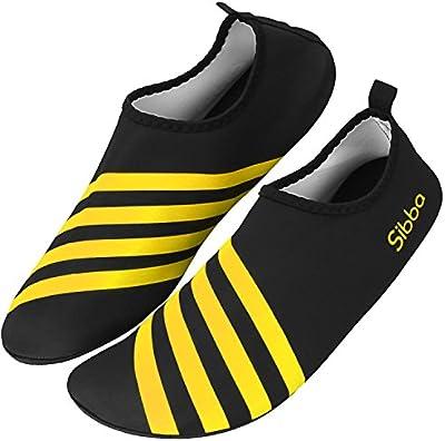 Unisex Zapatos de Agua de Aatación Calzado de Agua Calzado de Surf Calzado de Playa