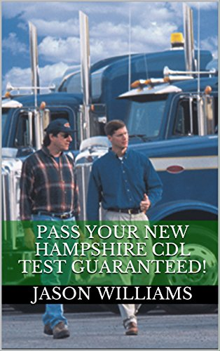 Pass Your New Jersey CDL Test Guaranteed! 100 Most Common New Jersey Commercial Driver's License With Real Practice Questions (English Edition)