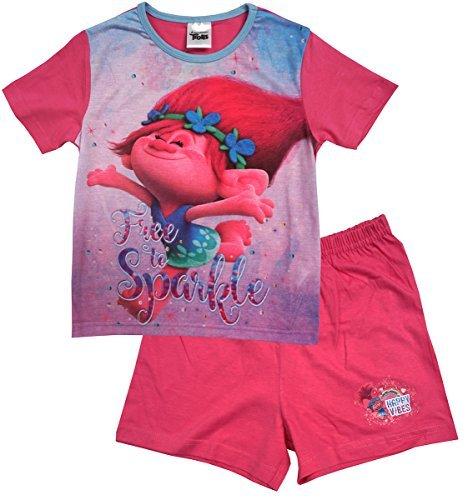 Trolls Pijama para niñas (5-6 años)
