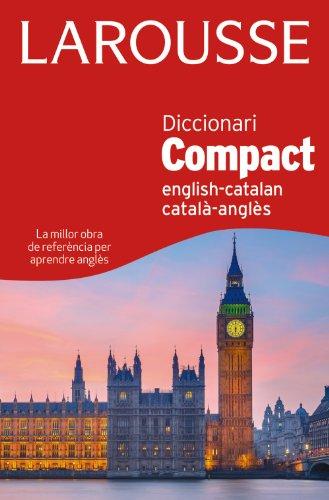 Diccionari Compact English-Catalan / Catala-Angles por From Larousse