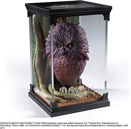 Fantastic Beasts Magical Creatures Statue Fwooper 18 cm Noble Collection -